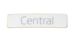 Peitetarra Central valkoinen