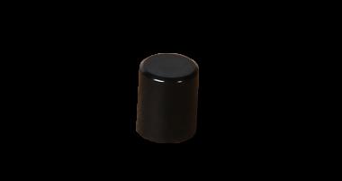 Painonuppi ( musta )
