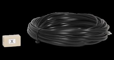 Modular kabel 20m och adapter